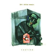 HOT WATER MUSIC-CAUTION LP *NEW*