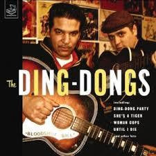 DING-DONGS THE-THE DING-DONGS LP EX COVER VG+