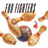 FOO FIGHTERS-BIG ME WHITE VINYL 7INCH E COVER NM