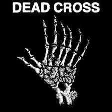 "DEAD CROSS-10"" EP GREEN/ BLACK SWIRL VINYL *NEW*"