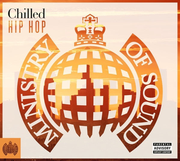 MINISTRY OF SOUND-CHILLED HIP HOP 3CD *NEW*