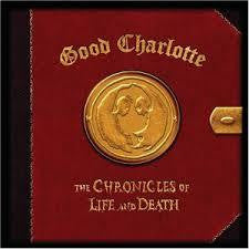 GOOD CHARLOTTE-THE CHONICLES OF LIFE AND DEATH CD VG