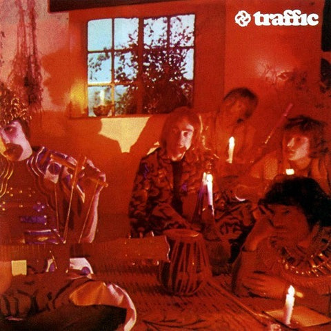 TRAFFIC-MR FANTASY CD VG