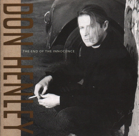 HENLEY DON-THE END OF THE INNOCENCE CD VG