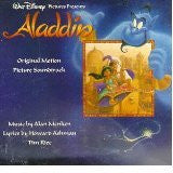 ALADDIN-ORIGINAL MOTION SOUNDTRACK CD VG