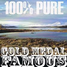 GOLD MEDAL FAMOUS-100 PERCENT PURE *NEW*