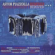 PIAZZOLLA ASTOR-REMIXED CD VG