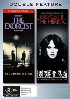EXORCIST AND EXORCIST II 2DVD G