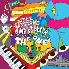 WILL SESSIONS & AMP FIDDLER-THE ONE CD *NEW*