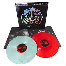 KING GIZZARD & THE LIZARD WIZARD-LIVE IN SAN FRANCISCO '16 DELUXE EDITION 2LP *NEW*""