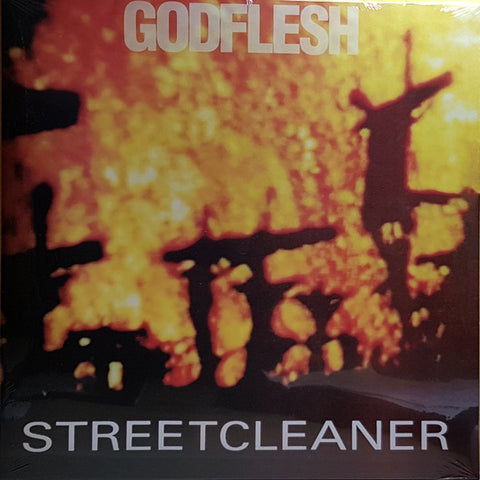 GODFLESH-STREETCLEANER LP *NEW*