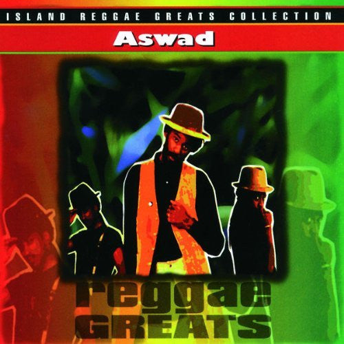 ASWAD-REGGAE GREATS CD VG