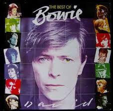 BOWIE DAVID-THE BEST OF BOWIE LP VG COVER VG