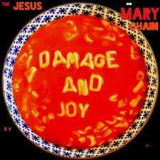 JESUS & MARY CHAIN THE-DAMAGE & JOY 2LP NM COVER EX