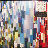 DEATH CAB FOR CUTIE-NARROW STAIRS LP *NEW*