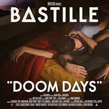 BASTILLE-DOOM DAYS CD *NEW*