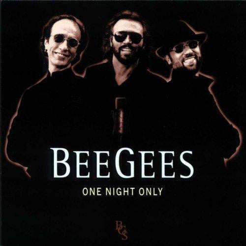 BEE GEES-ONE NIGHT ONLY CD VG