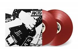 AK.79-VARIOUS ARTISTS RUBY RED VINYL 2LP *NEW*