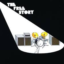 FREE-THE FREE STORY LP VG COVER VG