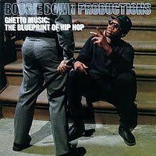 BOOGIE DOWN PRODUCTIONS-GHETTO MUSIC: THE BLUEPRINT OF HIP HOP LP *NEW*