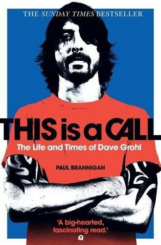 GROHL DAVE-THIS IS A CALL BOOK *NEW*