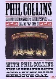 COLLINS PHIL-SERIOUS HITS LIVE! 2DVD VG+