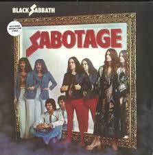 BLACK SABBATH-SABOTAGE LP *NEW*