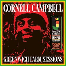 CAMPBELL CORNELL-GREENWICH FARM SESSIONS LP *NEW*