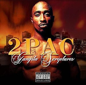 2PAC-GANGSTA SCRIPTURES CD VG