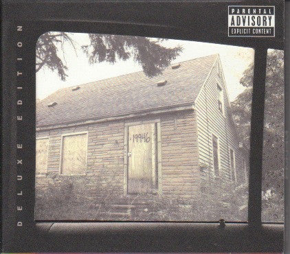 EMINEM-THE MARSHALL MATHERS 2 LP DELUXE EDITION 2CD VG