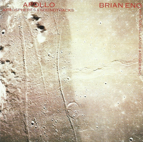ENO BRIAN-APOLLO: ATMOSPHERES & SOUNDTRACKS CD VG