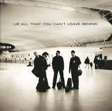 U2-ALL THAT YOU CAN'T LEAVE BEHIND CD G