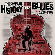 COMPLETE HISTORY OF THE BLUES1920-1962-VARIOUS 4CD *NEW*