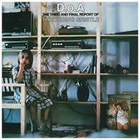 THROBBING GRISTLE-D.O.A. LP M COVER VG