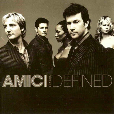 AMICI FOREVER-DEFINED CD VG