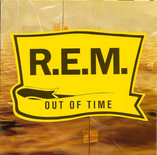R.E.M.-OUT OF TIME CD VG