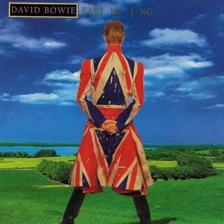 BOWIE DAVID-EARTHLING CD VG