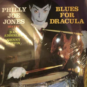 JO JONES PHILLY-BLUES FOR DRACULA LP *NEW*