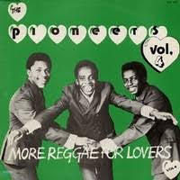 PIONEERS THE-MORE REGGAE FOR LOVERS VOL 4 LP VG+ COVER VG