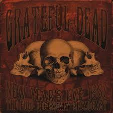 GRATEFUL DEAD-NEW YEARS EVE 1987 THE FULL BROADCAST 3LP *NEW*