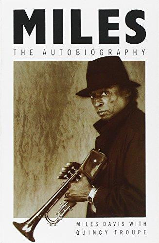 MILES: THE AUTOBIOGRAPHY BOOK *NEW*