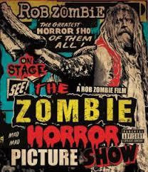 ZOMBIE ROB-THE ZOMBIE HORROR PICTURE SHOW DVD *NEW*