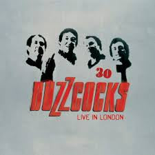 BUZZCOCKS-30 LIVE IN LONDON 2LP *NEW*