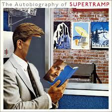 SUPERTRAMP-AUTOBIOGRAPHY THE VERY BEST OF LP NM COVER VG+