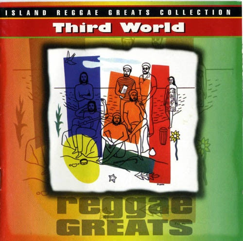 THIRD WORLD-REGGAE GREATS CD VG
