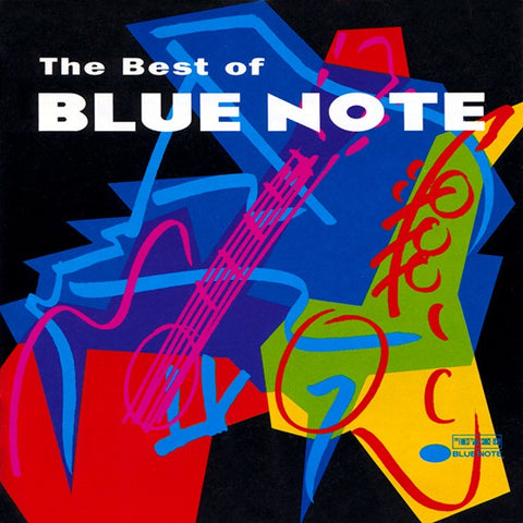BEST OF BLUE NOTE THE-VARIOUS ARTISTS CD VG