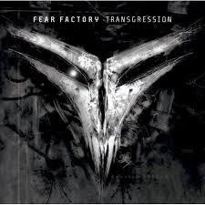 FEAR FACTORY-TRANSGRESSION CD VG