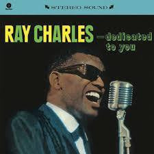 CHARLES RAY-DEDICATED TO YOU LP *NEW*