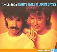 HALL DARYL & OATES- THE ESSENTIAL 3CD VG