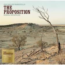 CAVE NICK & WARREN ELLIS-THE PROPOSITION OST GOLD VINYL LP *NEW*